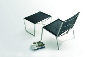 TT Easy Chair + Ottoman